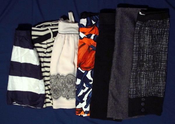 Wardrobe-Skirts
