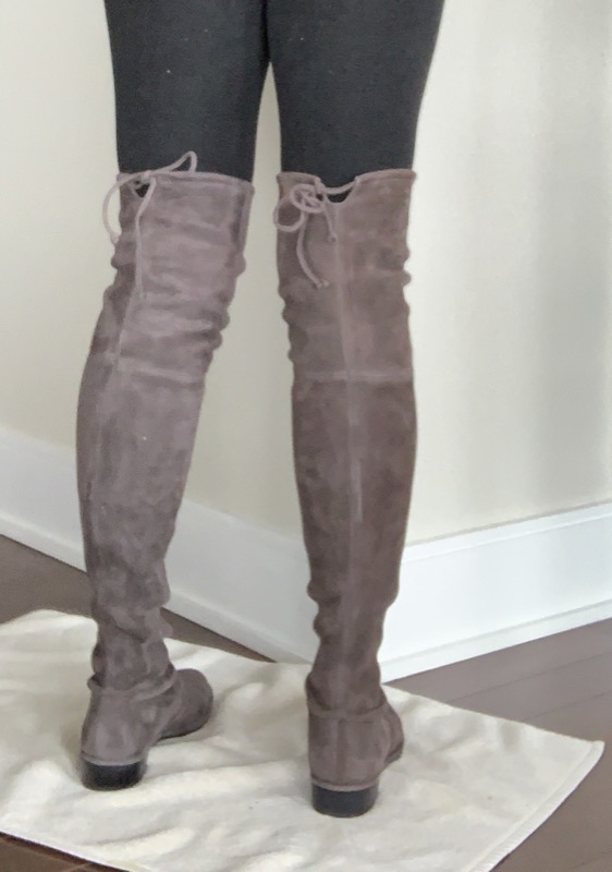 tight over the knee boots