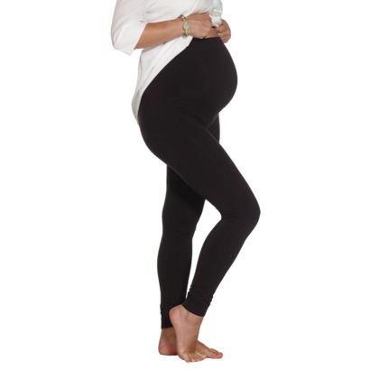 be-maternity-seamless-black-leggings