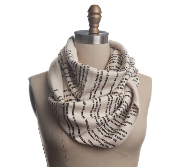 les-miserables-etsy-storiarts-circle-infinity-scarf-book