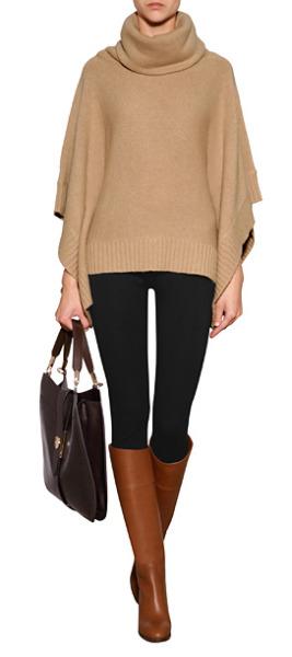 ralph-lauren-black-label-black-cashmere-turtleneck-poncho-4
