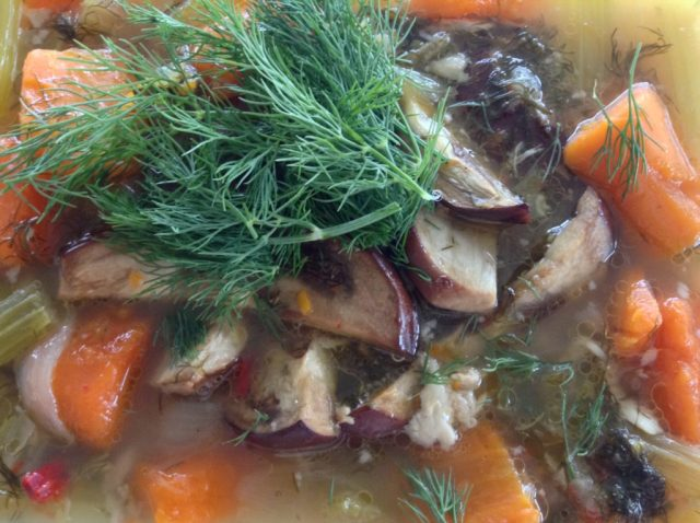 recipe-cheap-chicken-soup-dill-delicious-more-vegetables-than-meat-yummy