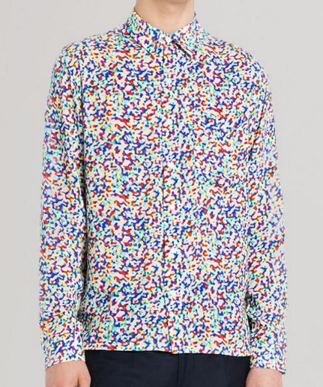 sandro-dream-splatter-shirt-multicolour-menswear