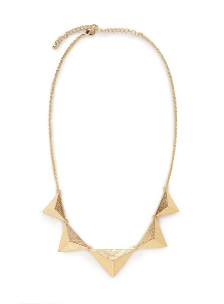 simons-textured-pyramid-necklace-gold