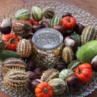 Belachelijk simpele herfstschaal DIY