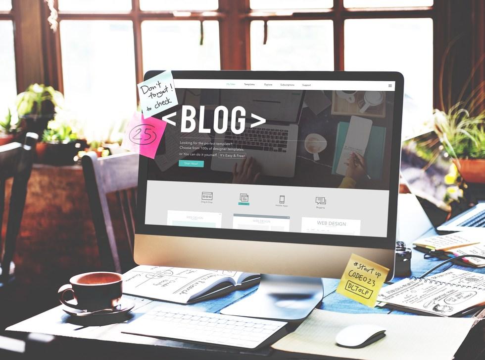 blogfeestje