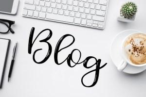 Bloggen, back to business