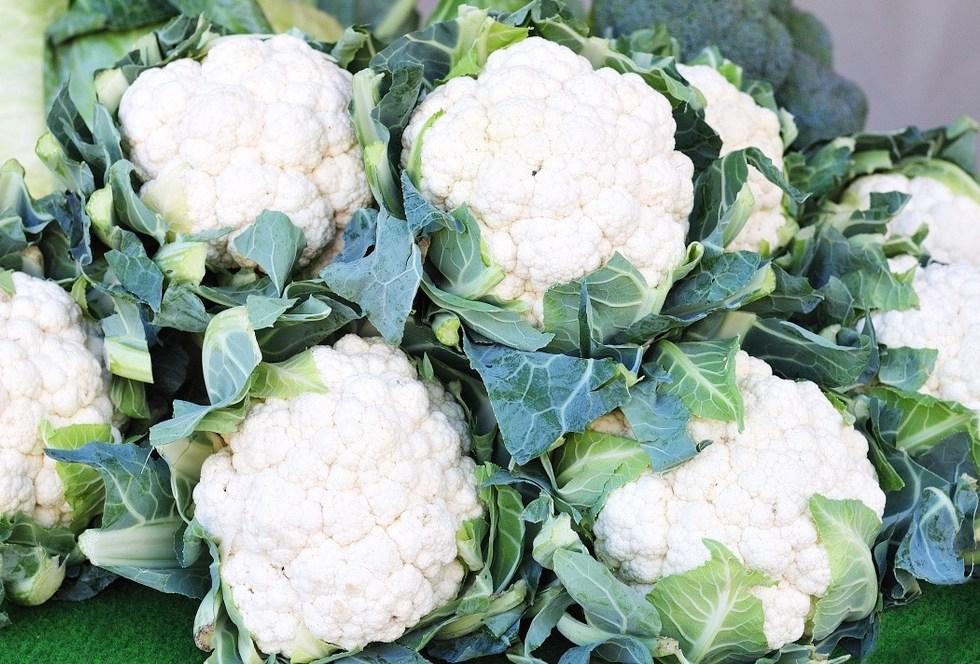 Koolhydraatarme bloemkool Mac & cheese