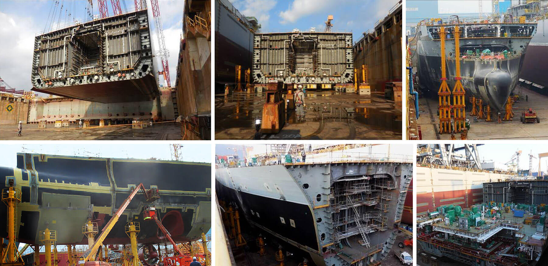 RFA Tidespring construction