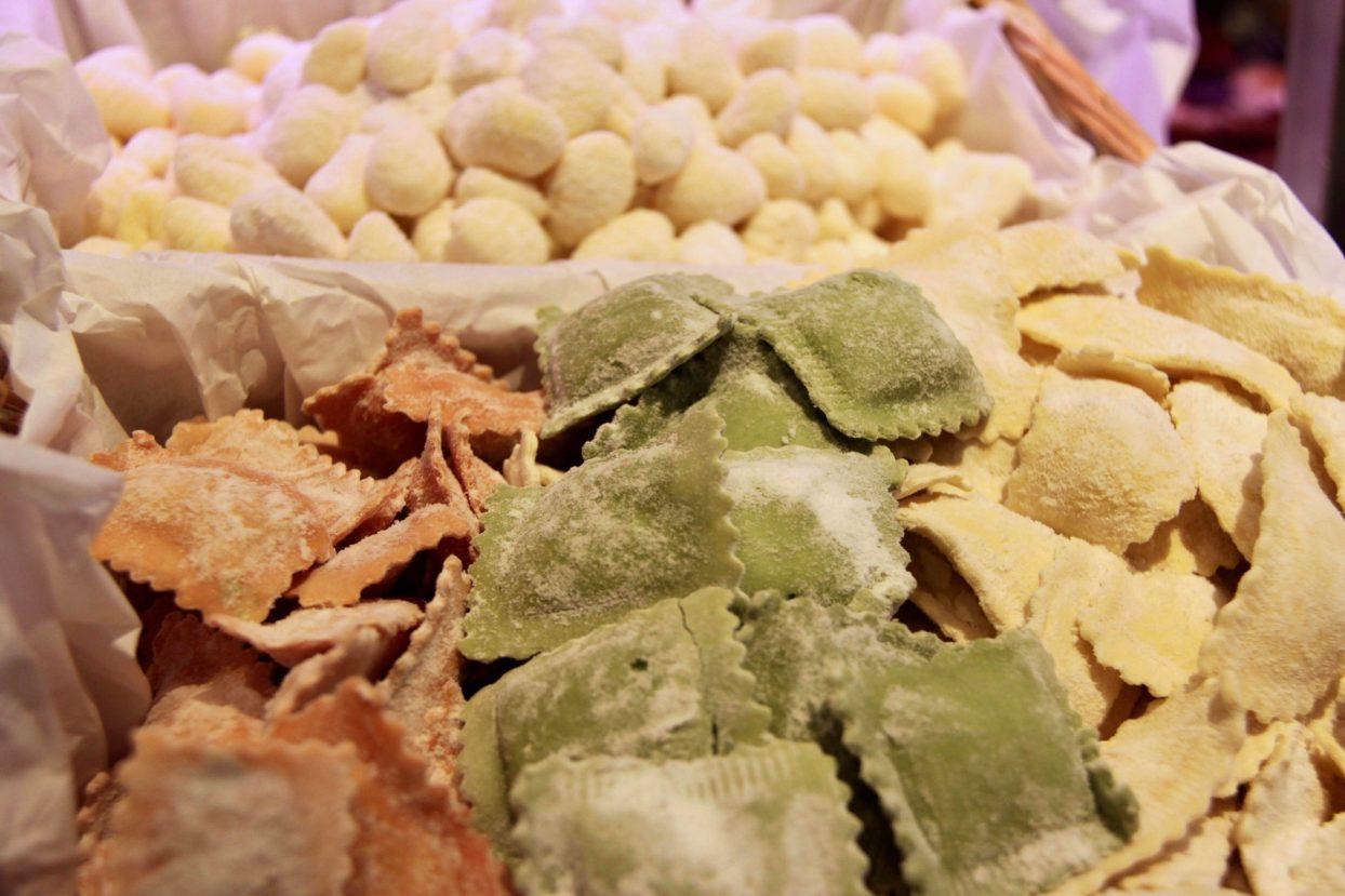 Ravioli e gnocchi freschi