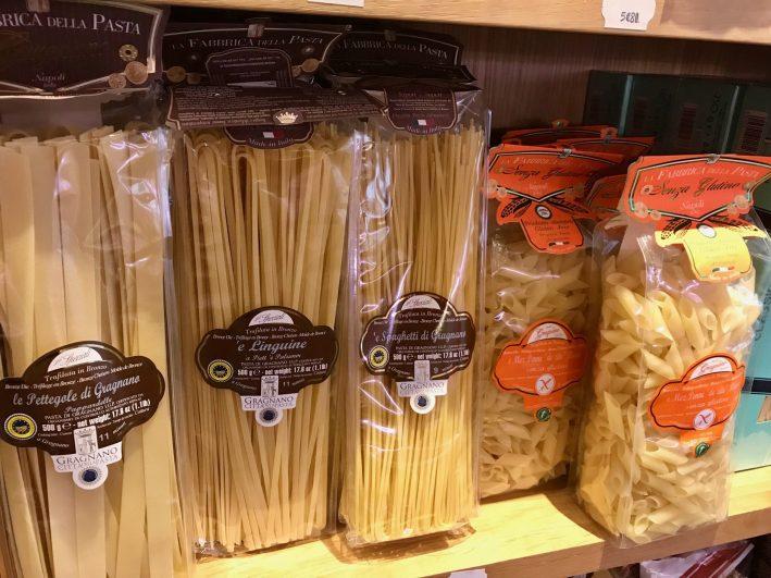 Pettegole, linguine, spaghetti