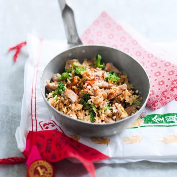 Recettes à base de riz 1