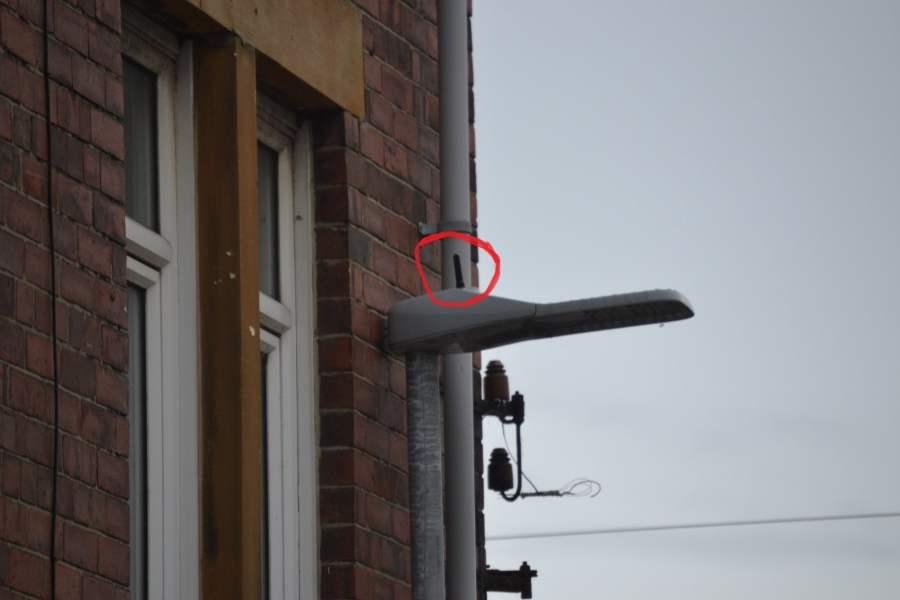 5G Street Lamp