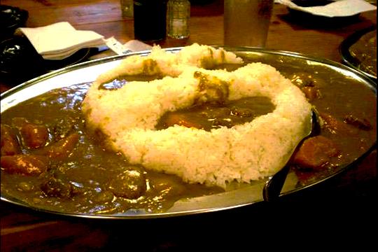 Jumbo Curry Challenge Certains restaurants vous offrent votre repas ?
