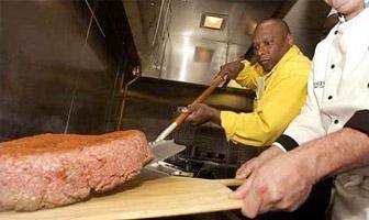 mt olympus Certains restaurants vous offrent votre repas ?
