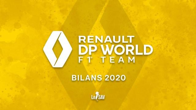 Bilan Renault