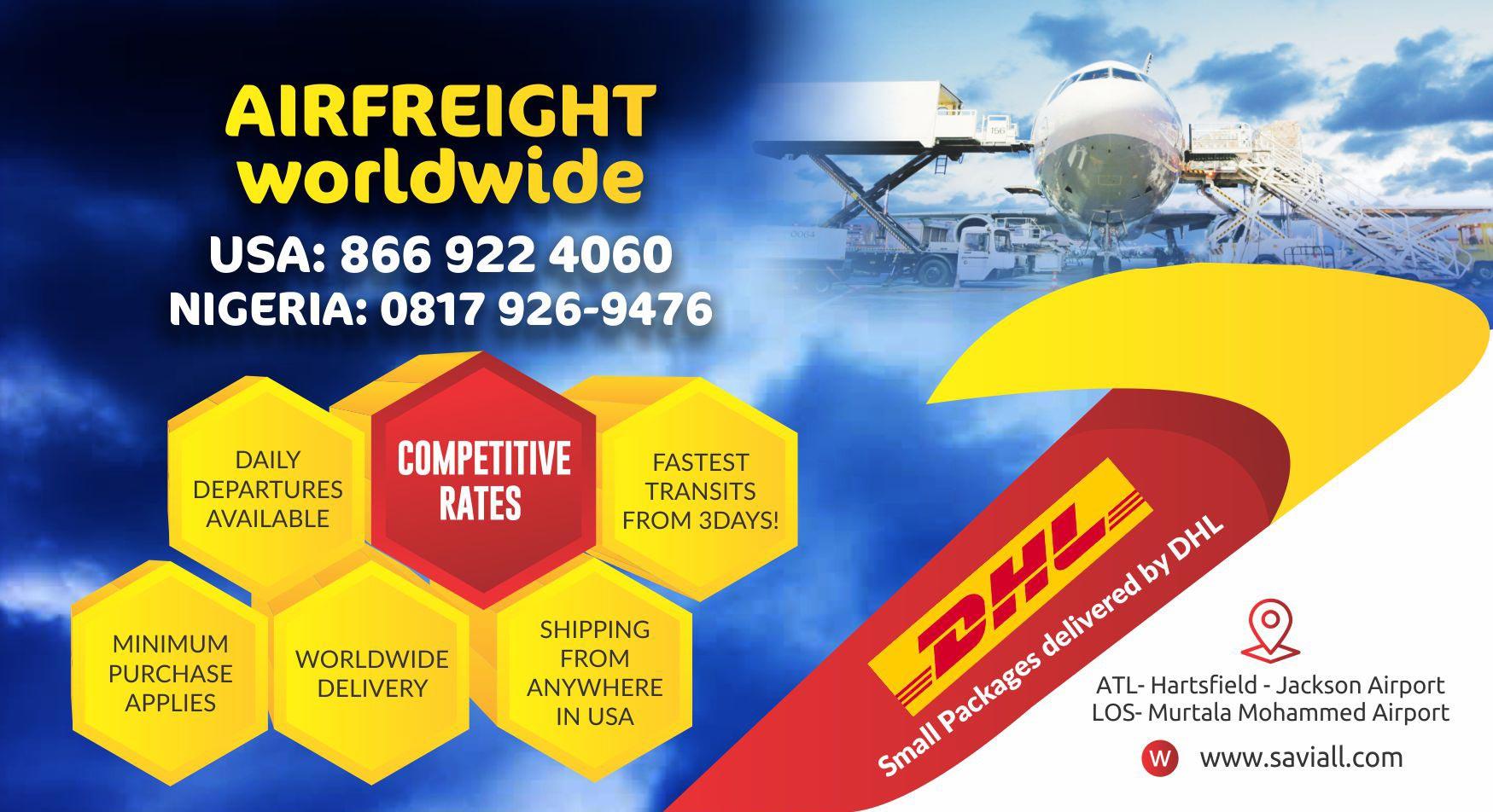 Sanya Air Cargo | Air Freight Broker USA-AFRICA-EUROPE