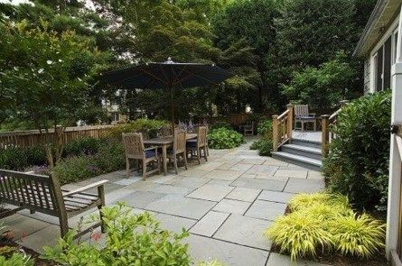 Traditional Rustic Garden Patio Flooring Ideas Savillefurniture