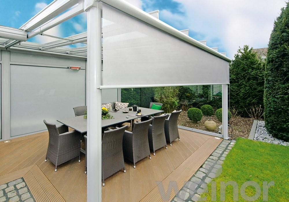 Terrazza Glass Patio Roof Savills The Awning Company Ltd