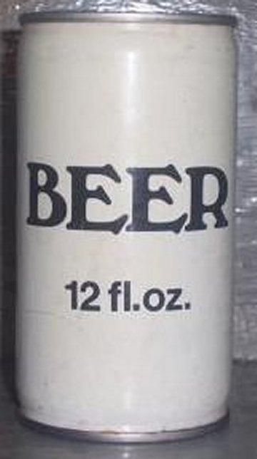 Generic Beer, like generic content, has no fans