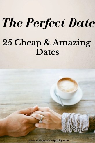 cheap and amazing dates