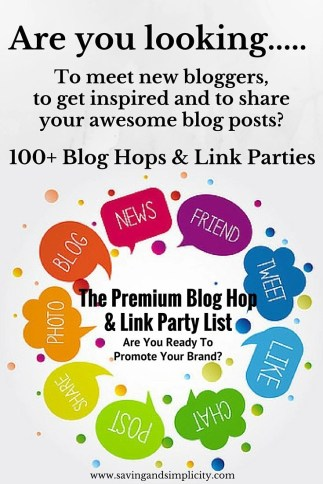 blog hop link party