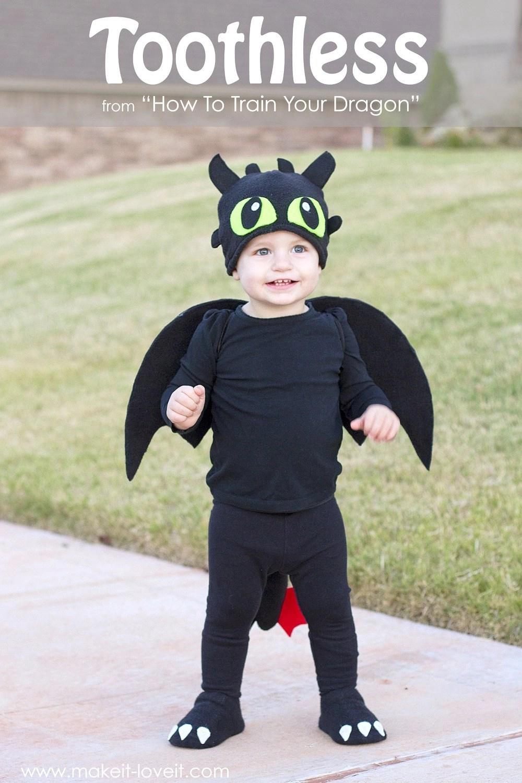 10 creative do it yourself costumes for boys saving simplicity diy toothless costume solutioingenieria Choice Image