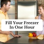 Fill Your Freezer In One Hour