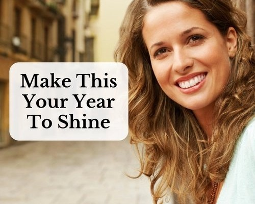 Make This Your Year To Shine