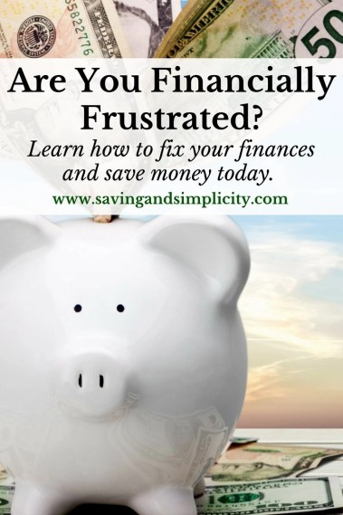 Are you financial frustrated? Are you looking for ways to reduce your household expenses and save money? Learn more about The Ultimate Homemaking Bundle.