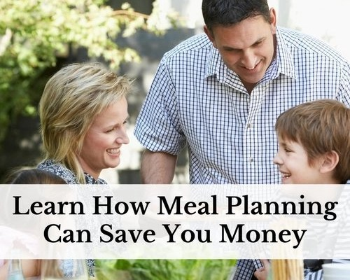 Learn How Meal Planning Can Save You Money