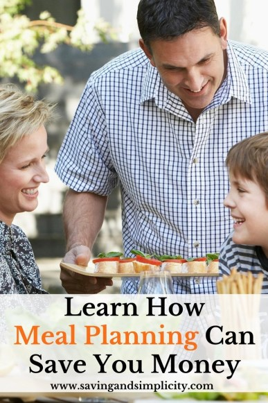 What's for dinner? Learn how meal planning can save you huge amounts of money and time. Serve up amazing family meals and enjoy quality family time.