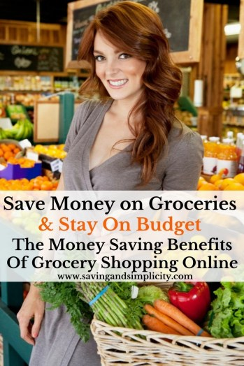 Are you looking for ways to save money on groceries and save time in your day? Learn more about the money saving benefits of online grocery shopping.