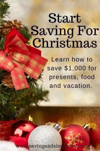 Twelve week Christmas savings plan. You can be debt free this Christmas. Start saving these small amounts & enjoy the holiday season. Free savings printable