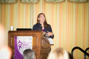 Melissa at 2011 MPS Family Conference