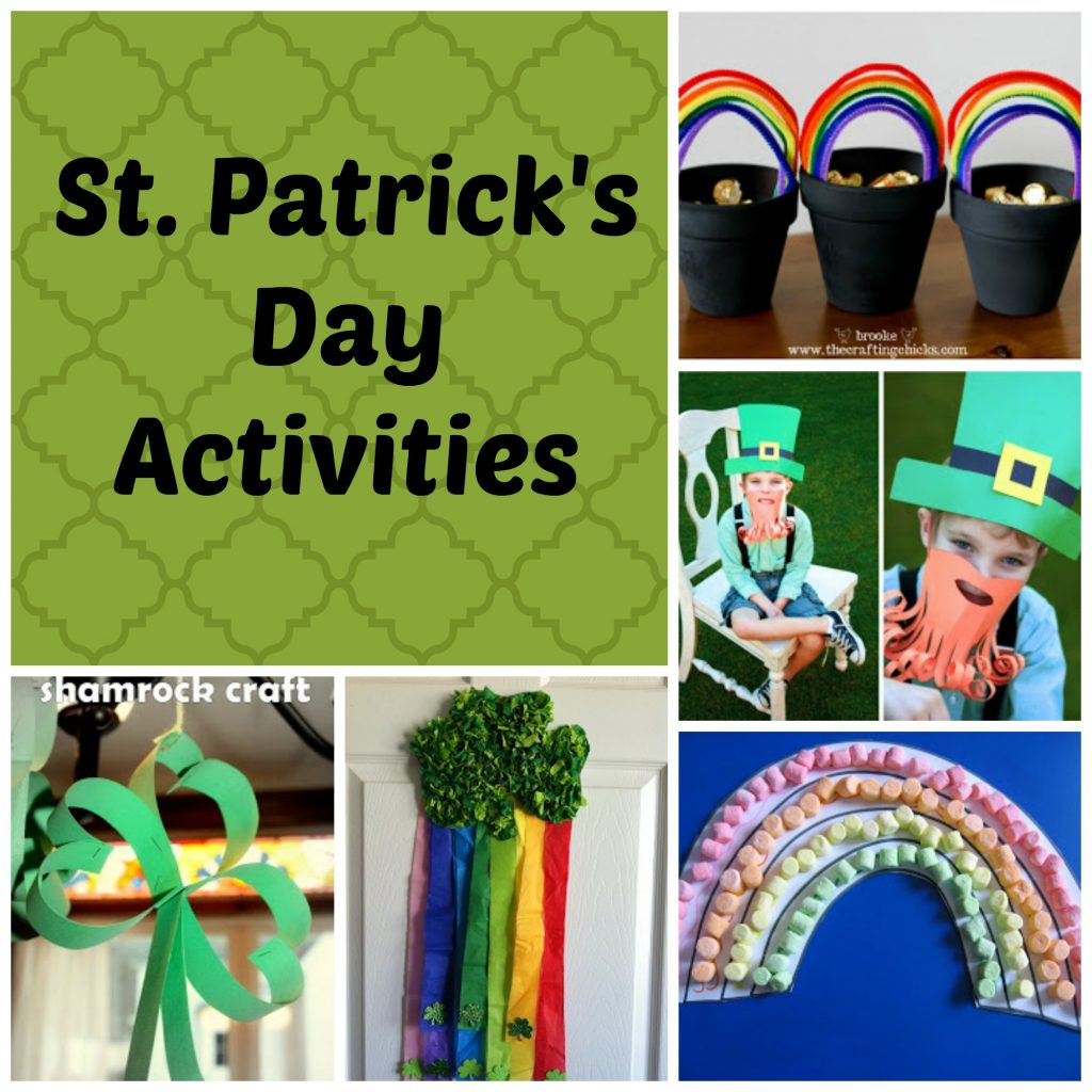 St Patrick S Day Activities And Ideas