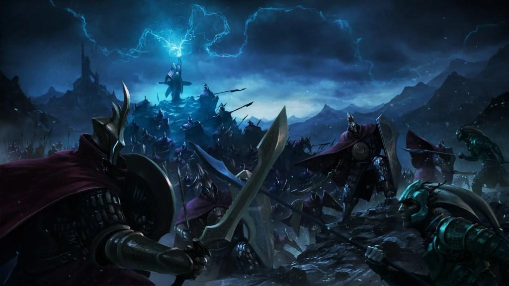Endless Legend - Broken Lords Battle