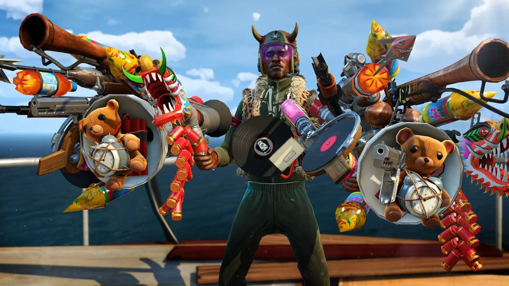 sunset-overdrive-review-arsenal