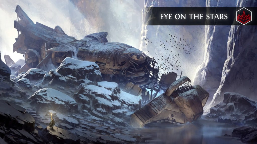 Endless Legend - Eye on the Stars
