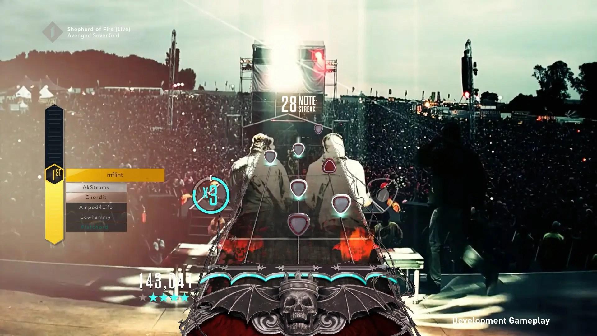 GH Live_Avenged Sevenfold_Still001