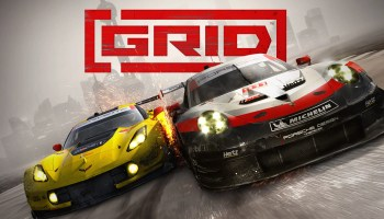 GRID Autosport Review - Saving Content