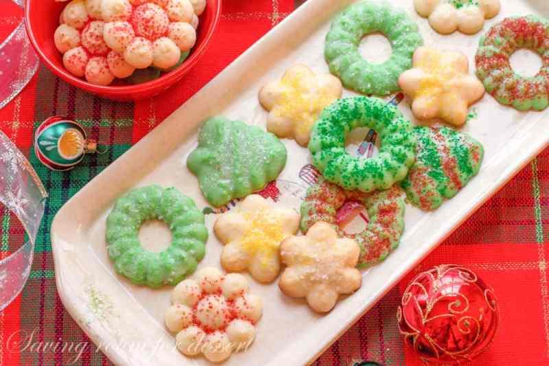 Spritz Cookies II-1