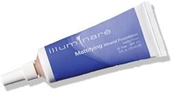 Mattifying Mineral Foundation. Illuminare