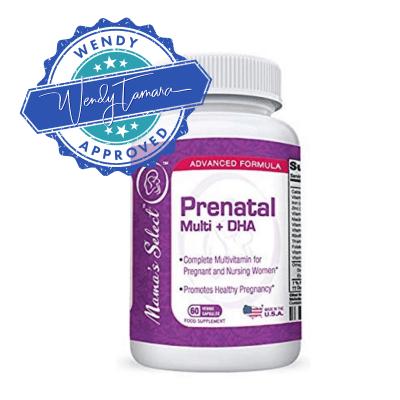 wendy approved prenatal vitamin