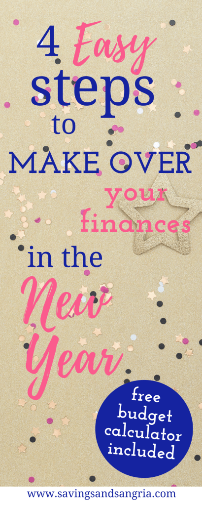 Make over your finances in the new year