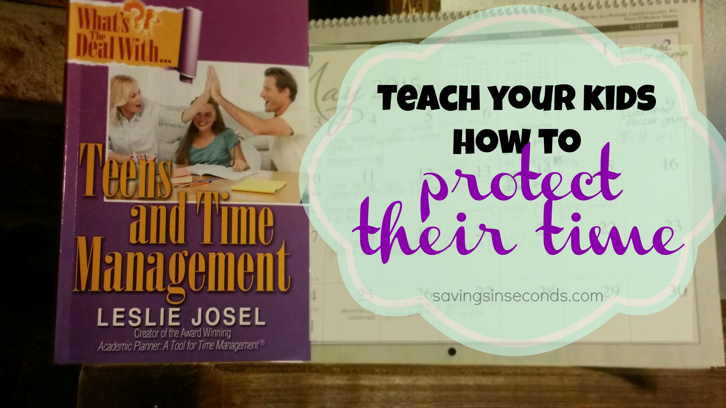 Teens And Time Management By Leslie Josel Teensandtime