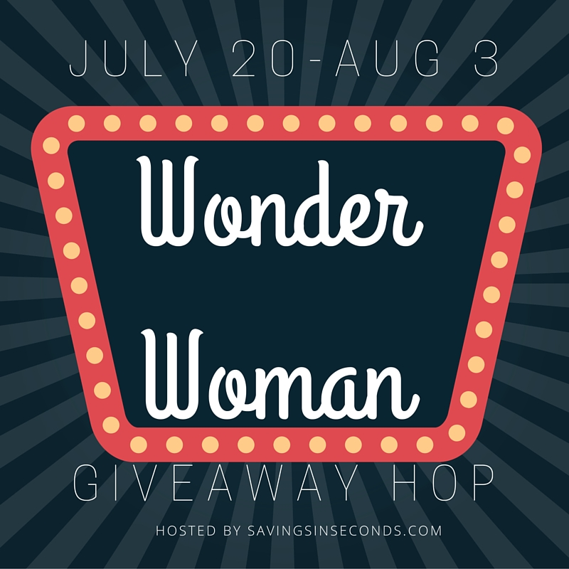 #WonderWomanHop #giveaway signups open - savingsinseconds.com
