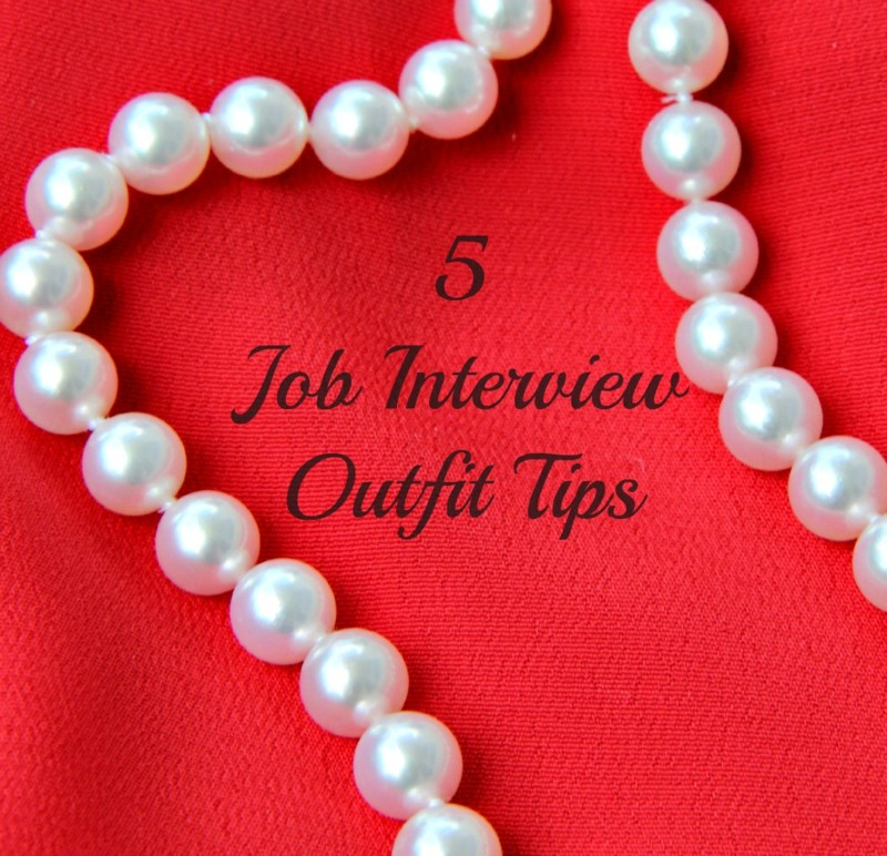 5 Job Interview Outfit Tips