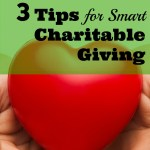 Three Tips for Smart Charitable Giving