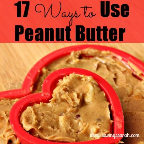 17 Ways to Use Peanut Butter